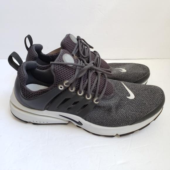 Nike Air Presto Essential Anthracite Size 9 Black